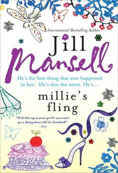 Brit Chick Lit! If you like Sophia Kinsella, you will love Jill Mansell