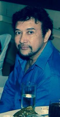Ernie Garcia a Filipino actor and singer.