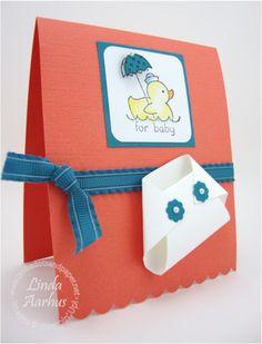 good site -- cute baby card