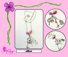 willow necklace  www.facebook.com/kittykitzinfo