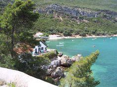 Portinho da Arrabida in Portugal.  Beautiful water!