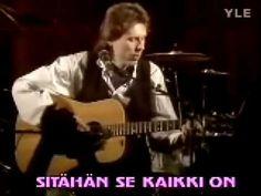 Dave Lindholm: Sitähän Se Kaikki On (unplugged) (1985)