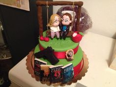 Wow! I want this for my birthday cake!!!! @Lily Morello Voorhis