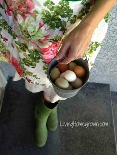 The 31 Days of Living Homegrown