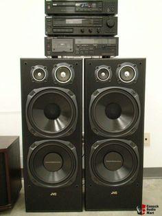 Sony Speakers, Audiophile Speakers, Hifi Audio, Som Retro, Yamaha Audio, Car Audio Installation, Hi Fi System, Home Theater Setup, Audio Design