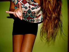 This will be me this summer, hair color, skin color. Everything.