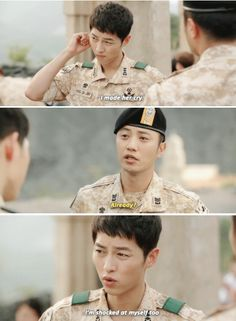 Descendants of the Sun #korean #drama Source: lionbaek