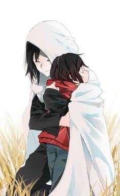 RWBY: Ruby Rose and Her Mother
