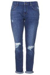 MOTO Lucas Slim Boyfriend Jeans