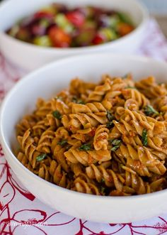 Low Fat Sun-Dried Tomato Pesto Slimming Eats - Slimming World Recipes Vegan Slimming World, Slimming World Pasta, Slimming World Dinners, Slimming Eats, Slimming World Recipes, Healthy Eating Recipes, Veggie Recipes, Diet Recipes, Vegetarian Recipes