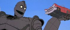 Anyone else remember the Iron Giant?