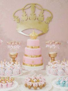 Decoração para Festa Infantil Princesas
