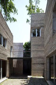 House for Trees | Nhà ở Tân Bình, Tp. Hồ Chí Minh – Võ Trọng Nghĩa Architects –…