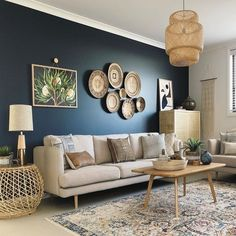 The Biggest Interior Design Trends to Look Out for in 2020 - Decoration - Home Decor Living Room Trends, My Living Room, Interior Design Living Room, Living Room Furniture, Living Room Designs, Living Room Decor, Moodboard Interior Design, Pastel Interior, Dining Room