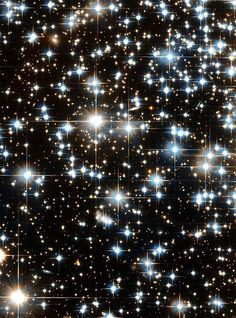 Globular Cluster NGC 6397, located about 9,000 light years from Earth. Image credit: NASA, ESA and H. Richer (University of British Columbia