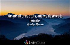 Stars Quotes - BrainyQuote