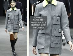 Thermal Colour Change at Alexander Wang | The Cutting Class. Alexander Wang, AW14, New York, Image 3.