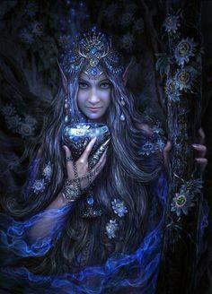 The Sapphire Fae