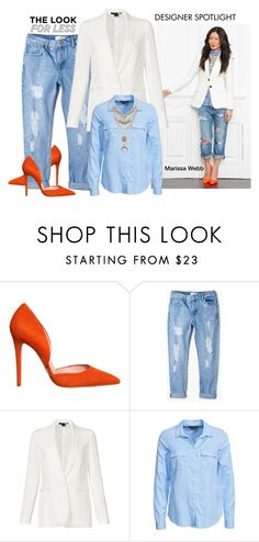 """""""Boyfriend Jeans"""" by lilieshomeandgarden ❤ liked on Polyvore featuring Office, MANGO, Theory, New Look, Charlotte Russe, LookForLess, boyfriendjeans and marissawebb"""
