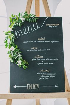 50 Awesome Wedding Signs You'll Love - Page 2 of 2 - Deer Pearl Flowers