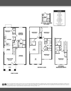 Cedar Beazer Homes Singlestory 4bedrooms 3bathrooms