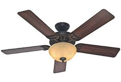 Hunter Fans The Sonora New Bronze Two Light 52 Inch Energy Star Ceiling Fan 53172 Star Ceiling, 52 Ceiling Fan, Bronze Ceiling Fan, Ceiling Fan With Remote, Hunter Ceiling Fans, Hunter Fans, Fan Light Kits, Antique Pewter, Del Mar