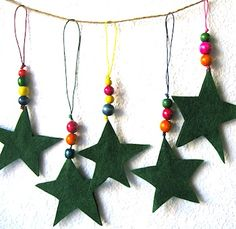 christmas ornaments DIY kids crafts