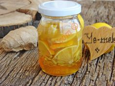 How to cook Ginger Lemon Honey Recipe? You can easily make Ginger Lemon Honey Recipe. You will love our Ginger L Ginger And Honey, Fresh Ginger, Honey Recipes, Vegan Recipes, Vegetarian Paleo, Matcha, Food And Drink, Pasta, Diet