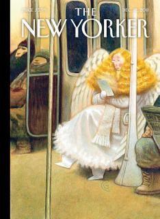 Subway Angel