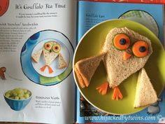 Hijacked By Twins: The Gruffalo Lunch - Favourite Television Programmes