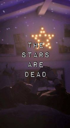 Who cares if the stars are dead? Aslong as we can see them, that means they exist for us