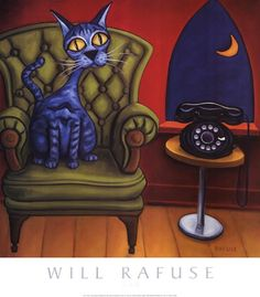 Stella by Will Rafuse print | ArtFuzz