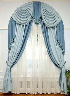Link to website explaining all the different types of window treatments -- much needed for me!