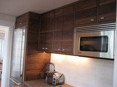 Walnut Wall Cabinets
