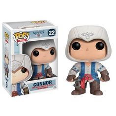 Funko Pop Games Assassins Creed III - Connor