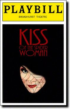Based on 'Kiss of the Spider Woman' by Manuel Puig