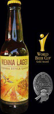 Devils Backbone Vienna Lager -- World Beer Cup gold medal winner