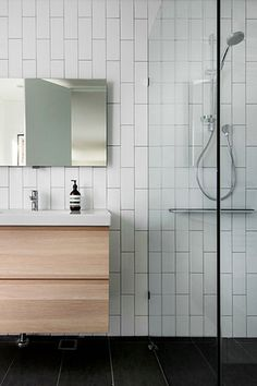 FOXY OXIE | Vertical Subway Tile 2