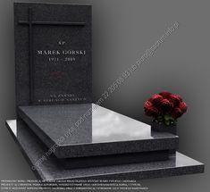 PROWADZIMY BIURA I PRODUKCJĘ NAGROBKÓW NA TERENIE CAŁEGO KRAJU, DLATEGO JESTEŚMY BLISKO TWOJEGO CMENTARZA. Zadzwoń, napisz, zapytaj o wycenę nagrobka.  Dobry… Tombstone Designs, Monuments, Cemetery, Stone