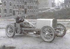 1905 Matheson Vanderbilt Cup Car | The Old Motor