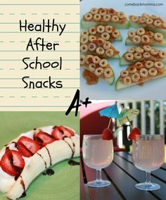 Healthy Recipes for Back to School Snacks #PriceChopperB2S #Shop