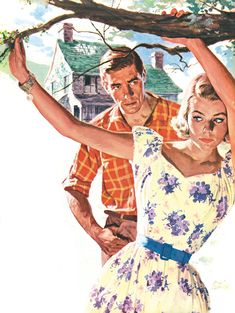 50s illustration - Google Search