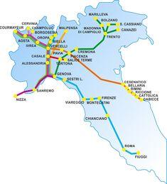 Regionale bussruter Map, Tourism, Viajes, Location Map, Maps