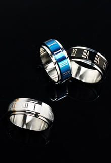 Buy 'HOTBOOM – Roman Numeral Ring' with Free International Shipping at YesStyle.com. Browse and shop for thousands of Asian fashion items from South Korea and more!