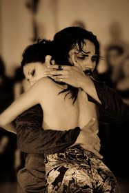 One of the more beautiful elements of tango, enhancing the music and dance, is the visual. Attributed to: Marinochka on flickr ...