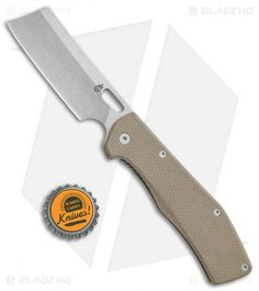 The Gerber FlatIron is a robust cleaver folding knife built for general utility and easy everyday carry. This knife rocks a desert tan amazing design. Muscle Gain Supplements, Cleaver Knife, Folding Knives, Flat Iron, Stainless Steel, Hair Iron, Butterfly Knife, Pocket Knives