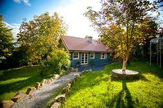 Knus huisje in Ierland bij een bio restaurant & manege