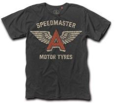 Speedmaster Tires - Need this shirt.