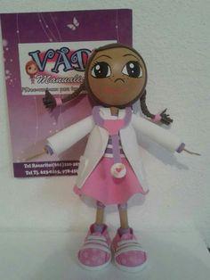 Doctora juguetes fofucha...