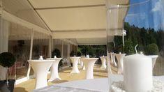 #Empfang_im_Zelt #Heiraten_im_Zelt #Heiraten_im_eigenem_Garten #Kärnten #Velden #Wedding Table Decorations, Furniture, Home Decor, Tent Wedding, Outdoor Camping, Wedding, Decoration Home, Room Decor, Home Furnishings